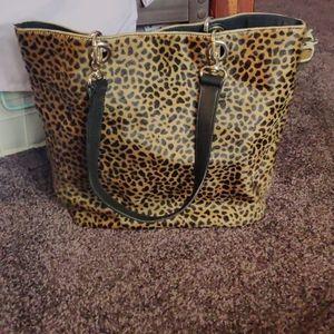 Maurizio Taiuti leather/cowhide purse